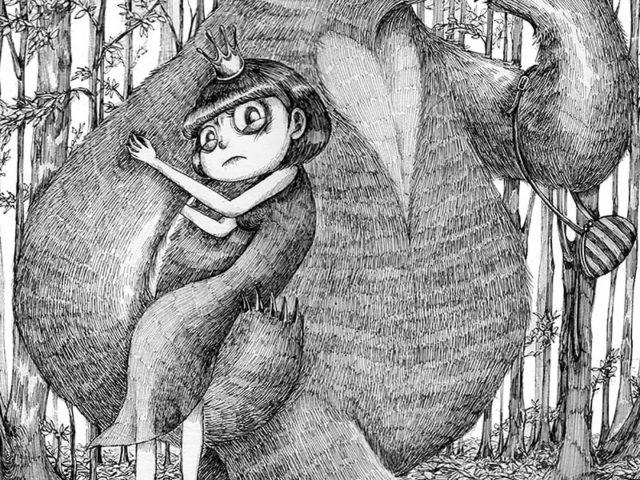 Illustration Series – Woods