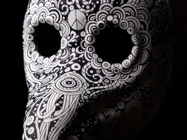Venetian Mask Design