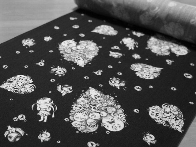 Illustration for Kimono